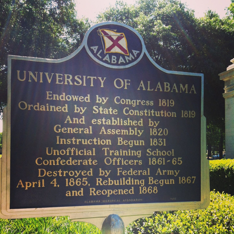 the university of alabama - Google Search