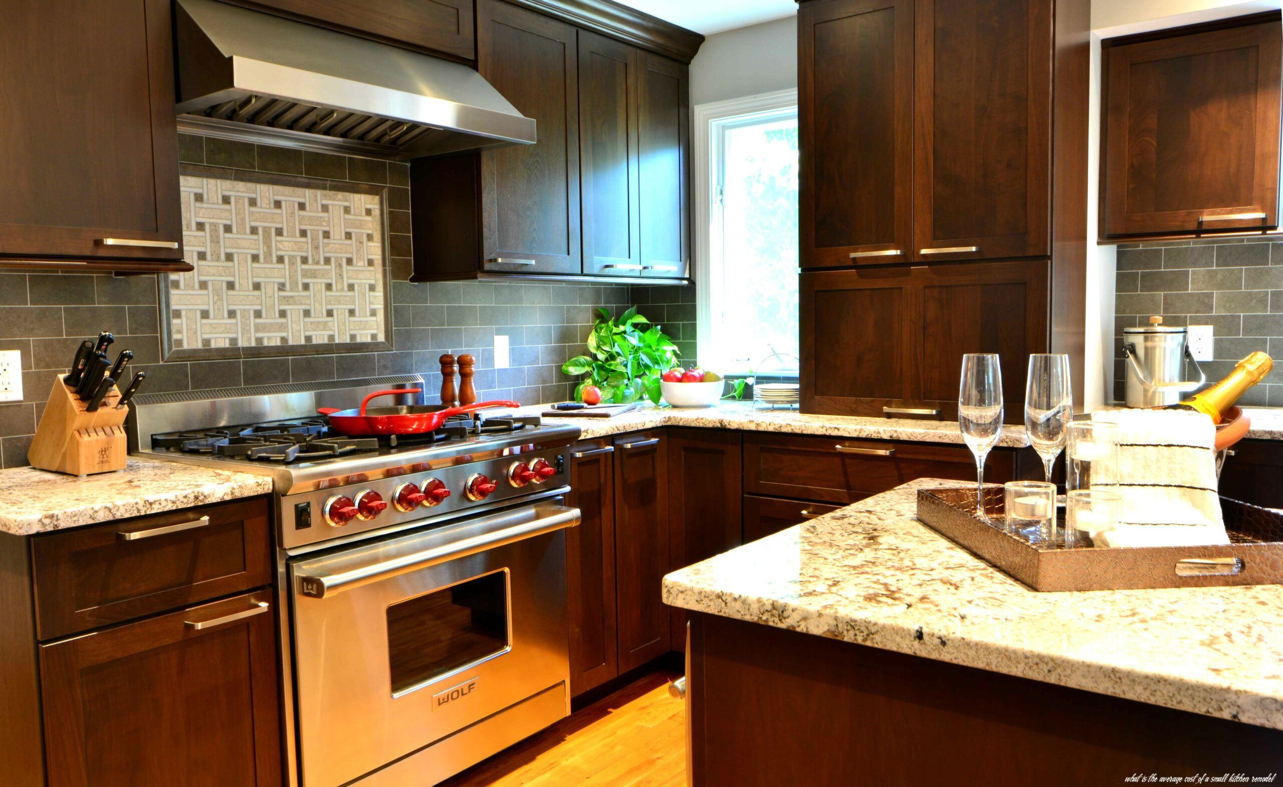 What Is The Average Cost Of A Small Kitchen Remodel In 2020 Kitchen Remodel Kitchen Remodel Cost Kitchen Remodel Small