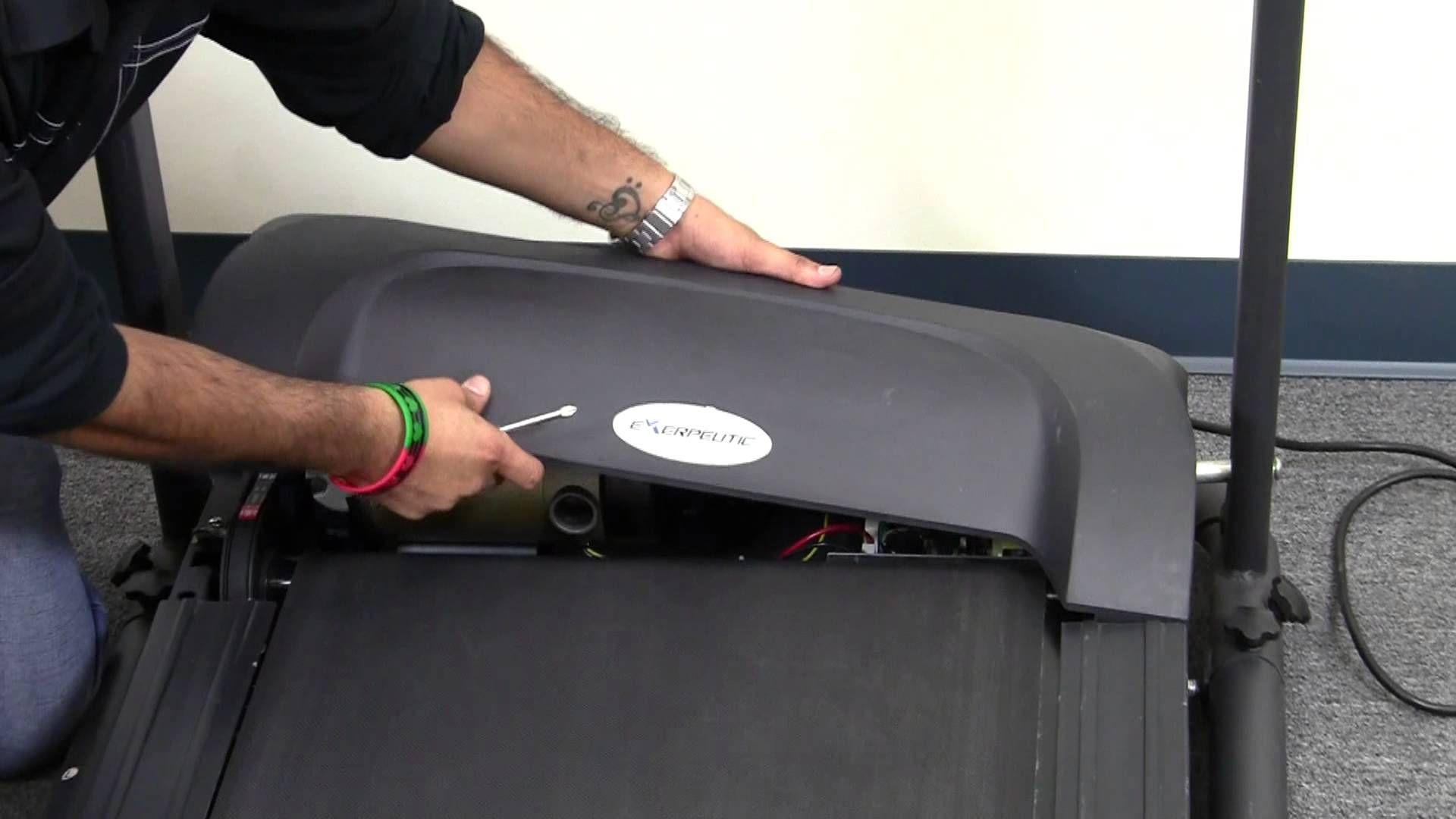 Eletric treadmill speed sensor adjustment treadmill