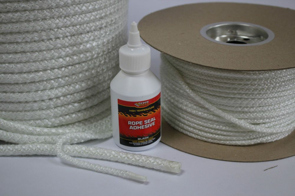 Excellent Replacement Door Seal For Your Woodburning Stove Many Sizes Available With Or Without Glue Wood Burner White Stove Fireplace Accessories
