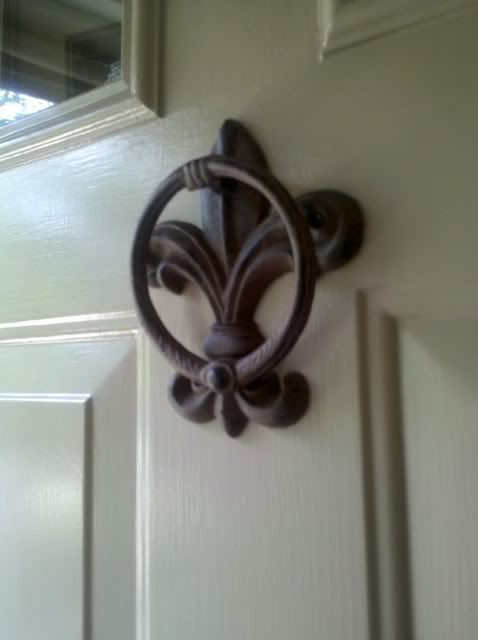 Fleur De Lis Door Knocker 3 Fabulous Pinterest