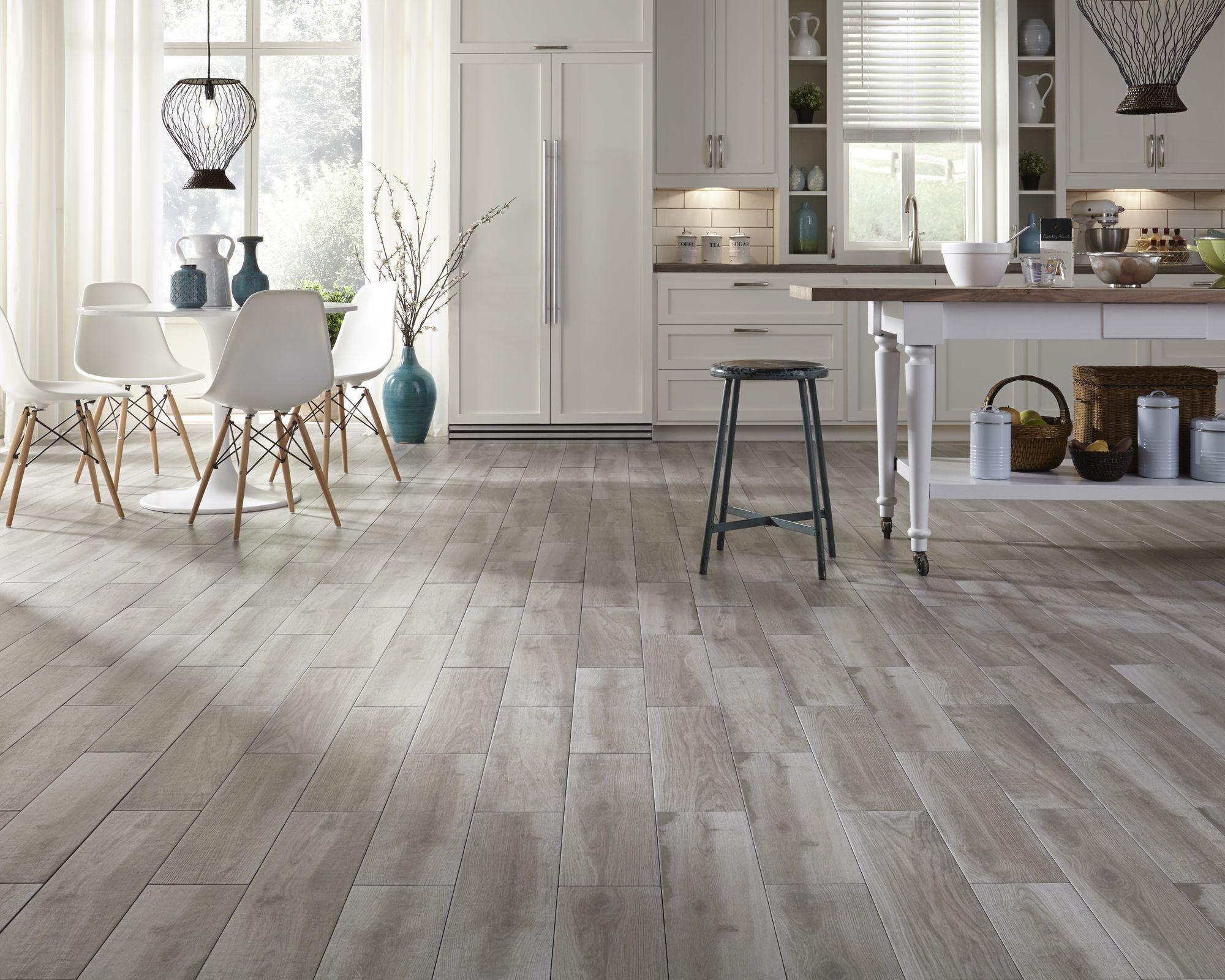 gray wood tile flooring