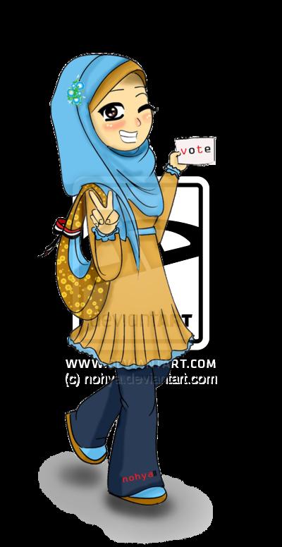 VOTE by on DeviantArt Anime