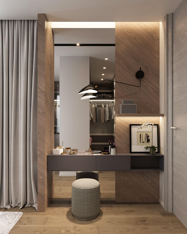 Best Interior 13 On Behance Dressing Table Design Dressing 400 x 300