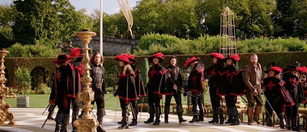 Cardinal Guard Costume