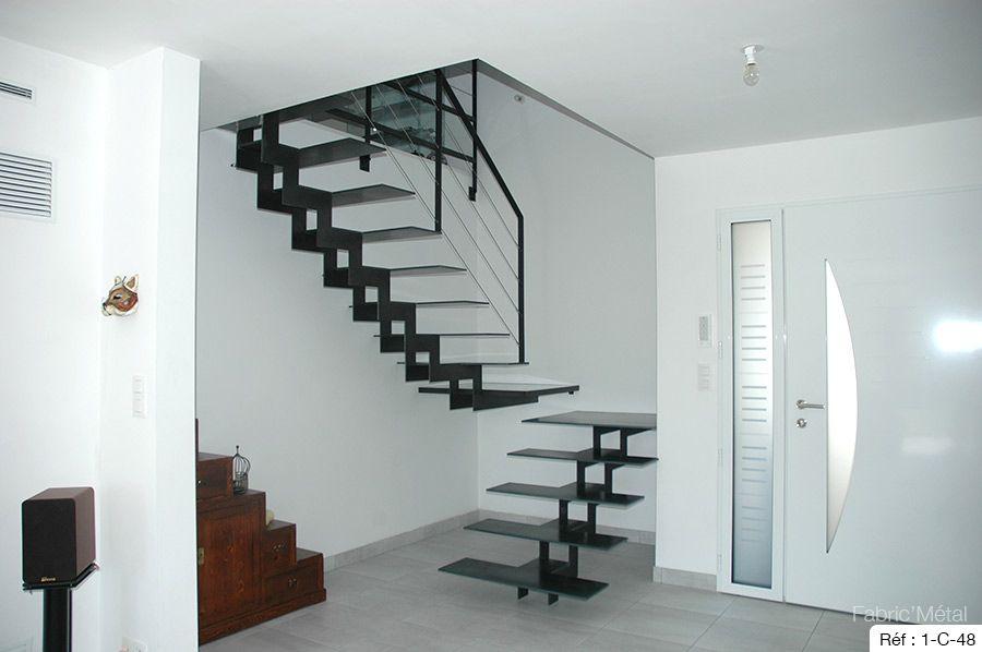 fabricant escalier deux quarts tournant en bretagne vannes rennes escalier pinterest. Black Bedroom Furniture Sets. Home Design Ideas