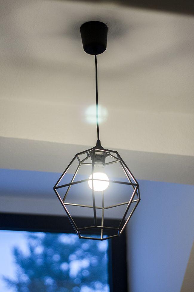Kerajinan Tangan Dari Sedotan Lampu Gantung Lampu Kap Lampu