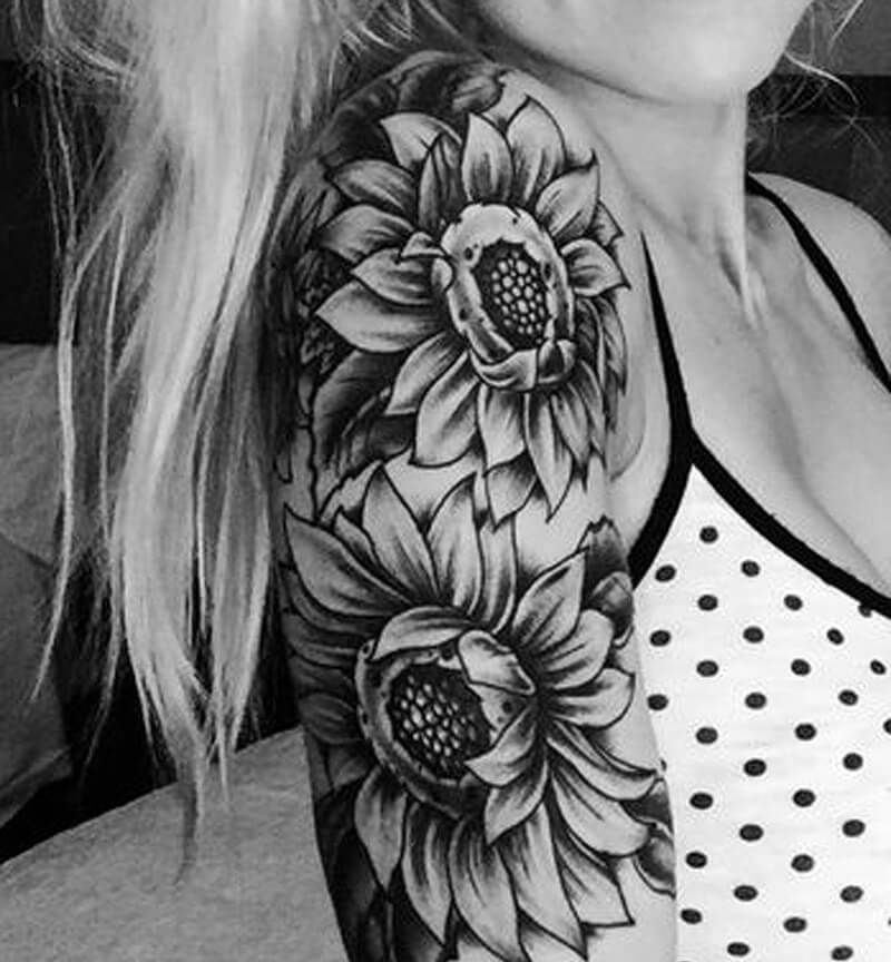 Photo of Best Shoulder Tattoos For Men and Women – Shoulder Tattoo Ideas