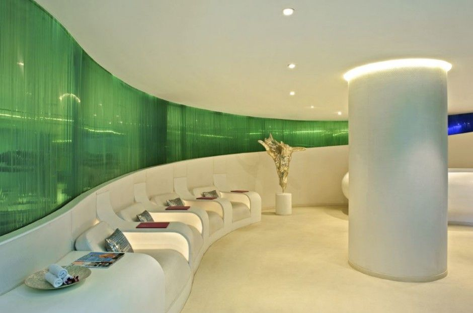 Latest Aura Spa Design by Khosla Associates Latest Interior Ideas ...