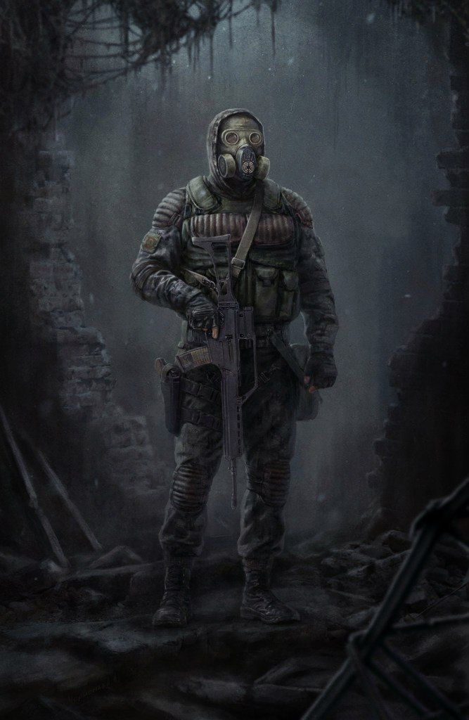 Moor Soldier # A 4339   Street Samuria   Post apocalyptic ...