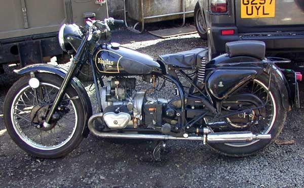 Brian Rowe S 1954 Douglas Motorcycle Mk5 Motorcycle Classic Motorcycles Old Motorcycles