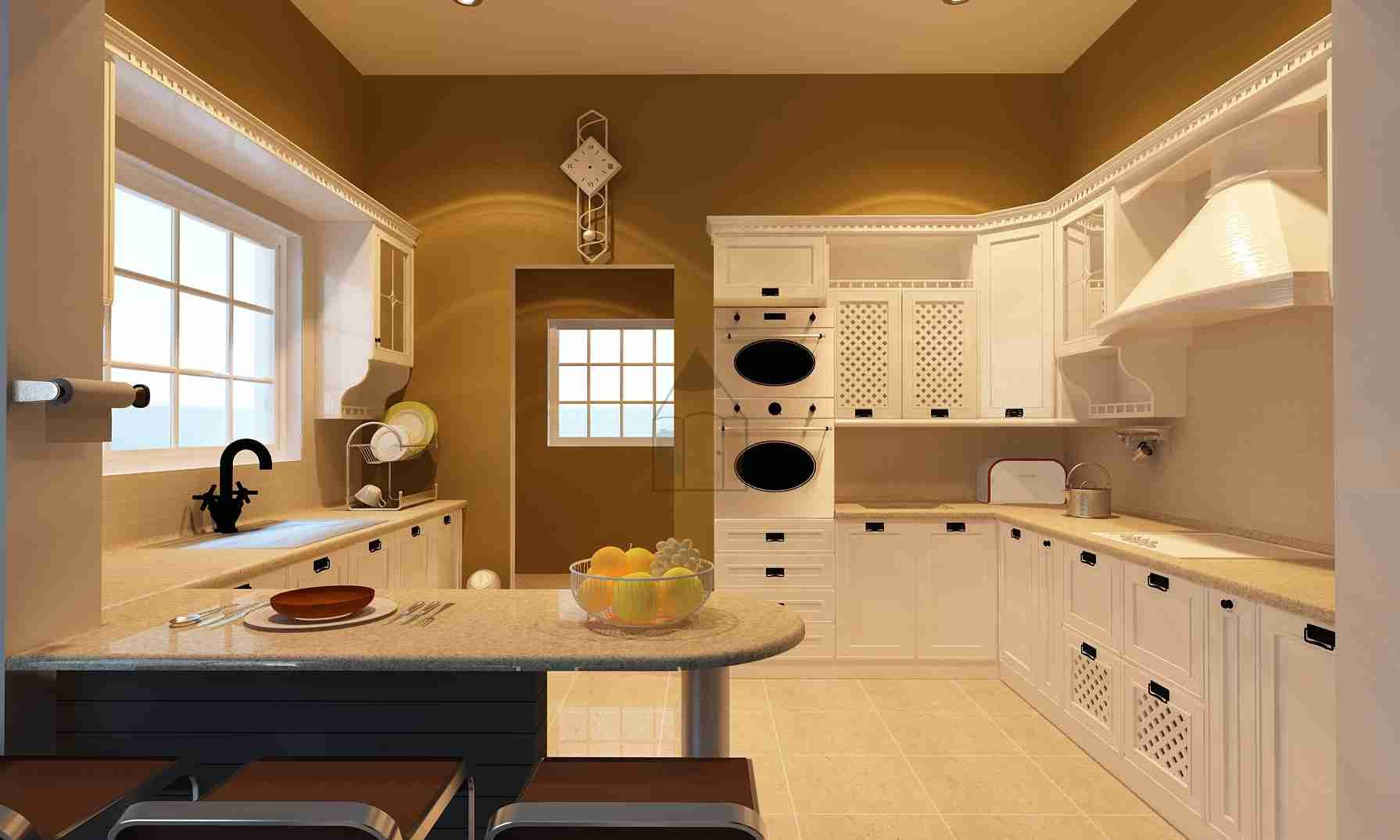 Kitchen Design Cabinet Magnificent Kitchen Cabinet Design In Pakistan  Kitchen Interior Designs 2018