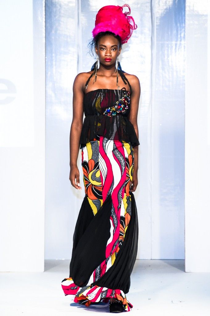 African Fashion Week London 2012  - Keto Couture