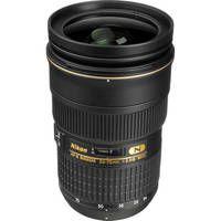 Nikon Holy Trinity of lenses Nikon AF-S Nikkor 24-70mm f/2.8G ED Autofocus Lens (Black)