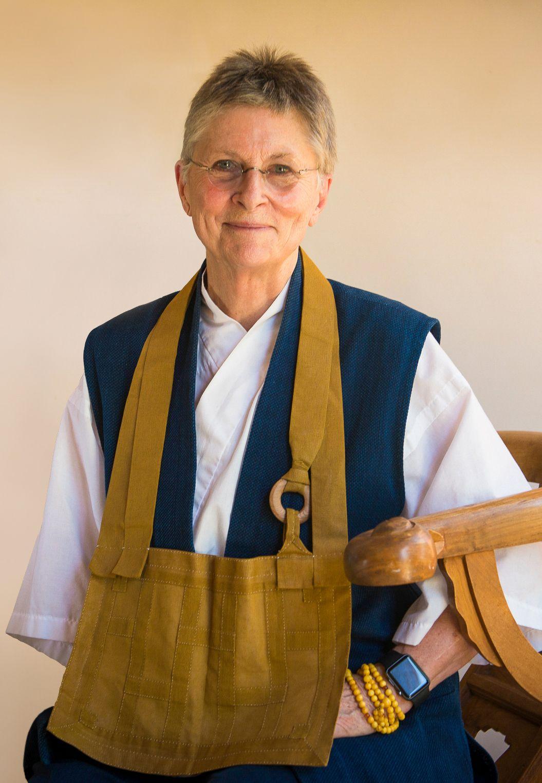 Practicing Gratefulness by Roshi Joan Halifax Zen center