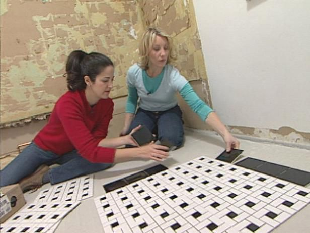 How To Install A Mosaic Tile Floor Mosaic Floor Tile Mosaic Tiles Tile Floor