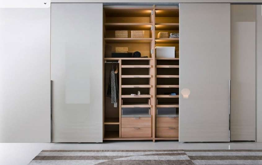 Cabina Armadio A Parete.Armadi A Muro Di Design Armadio Tall Cabinet Storage Locker