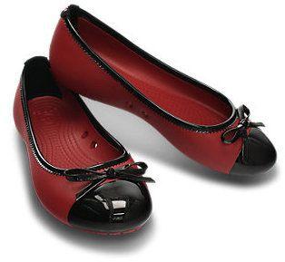 Jual Sepatu Crocs Cobbler Ballet Flat Di Lapak Closer Amolaxina