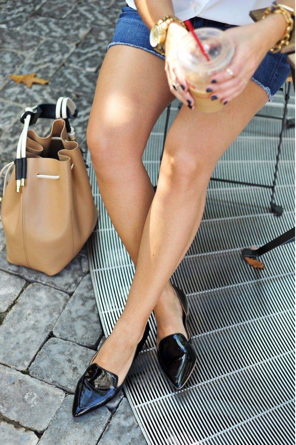 24594c39932 Black patent smoking slippers by Sole Society Jahreszeiten