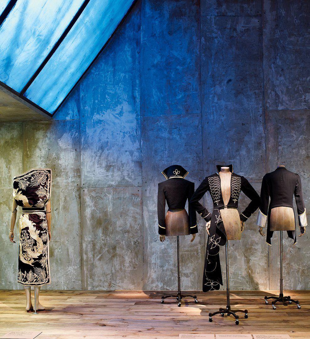 "Andrew Bolton On ""Manus X Machina"" And Past Costume"