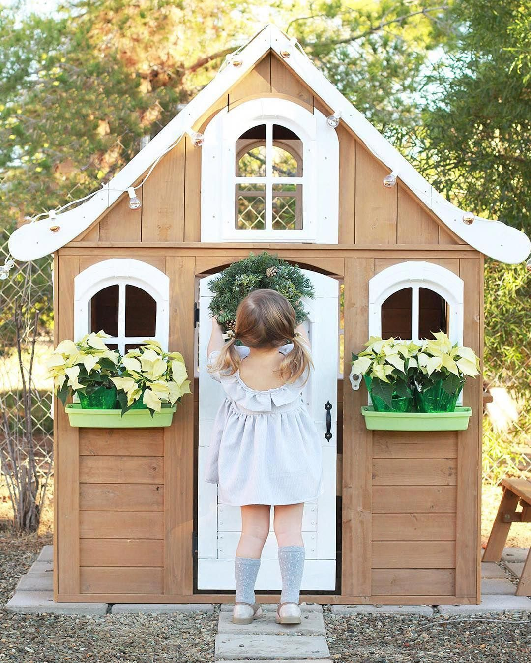 Building or buying  cubby house for your kids look no further here are also trends and how to style them build own rh pinterest