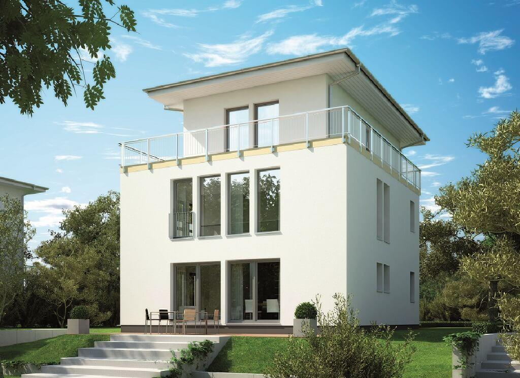 Exklusiv 225 - Bien Zenker - Http://www.hausbaudirekt.de/haus ... Bien Zenker Haus
