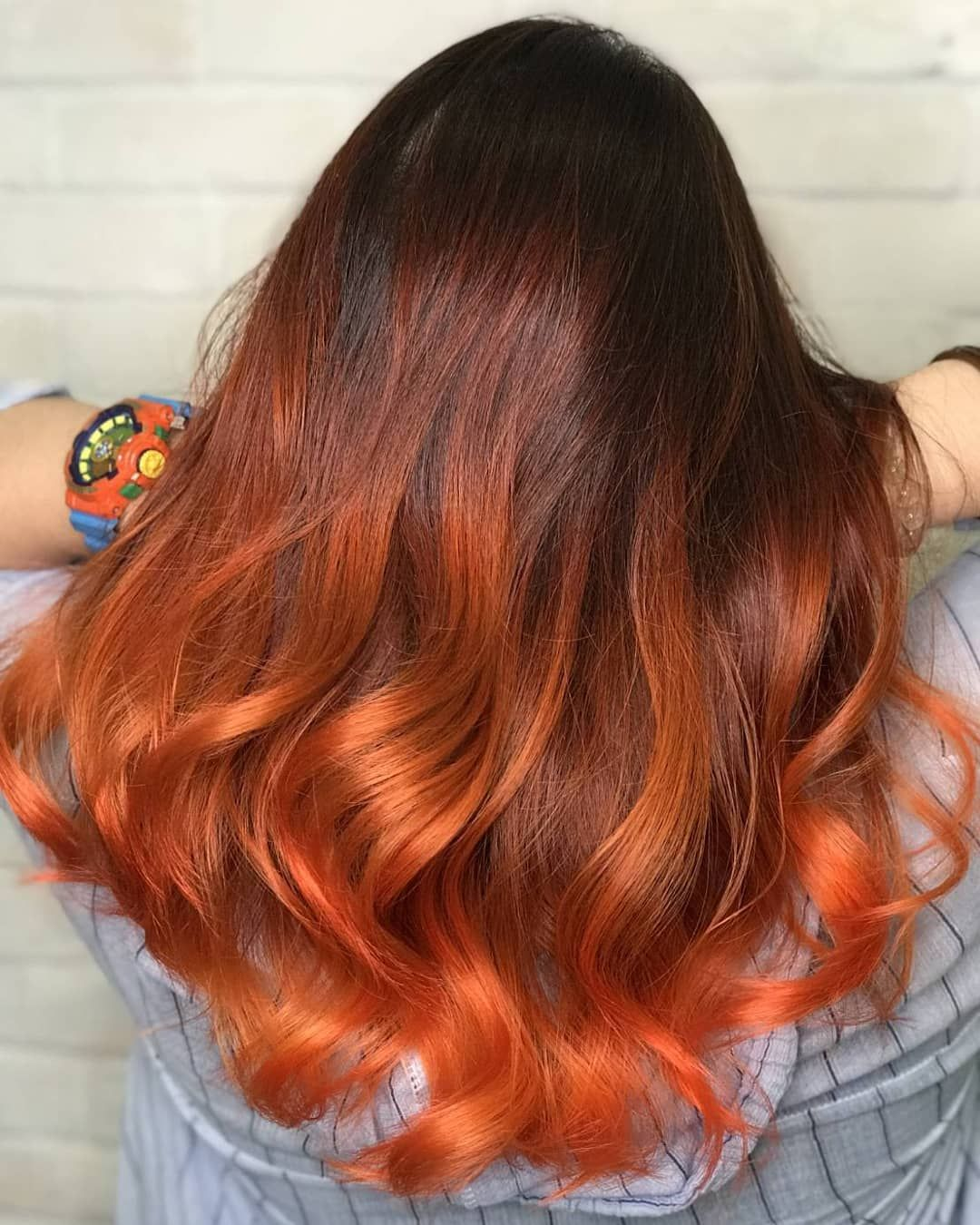 The Ultimate Hair Makeover! Ginger Spark : Definitely not for the