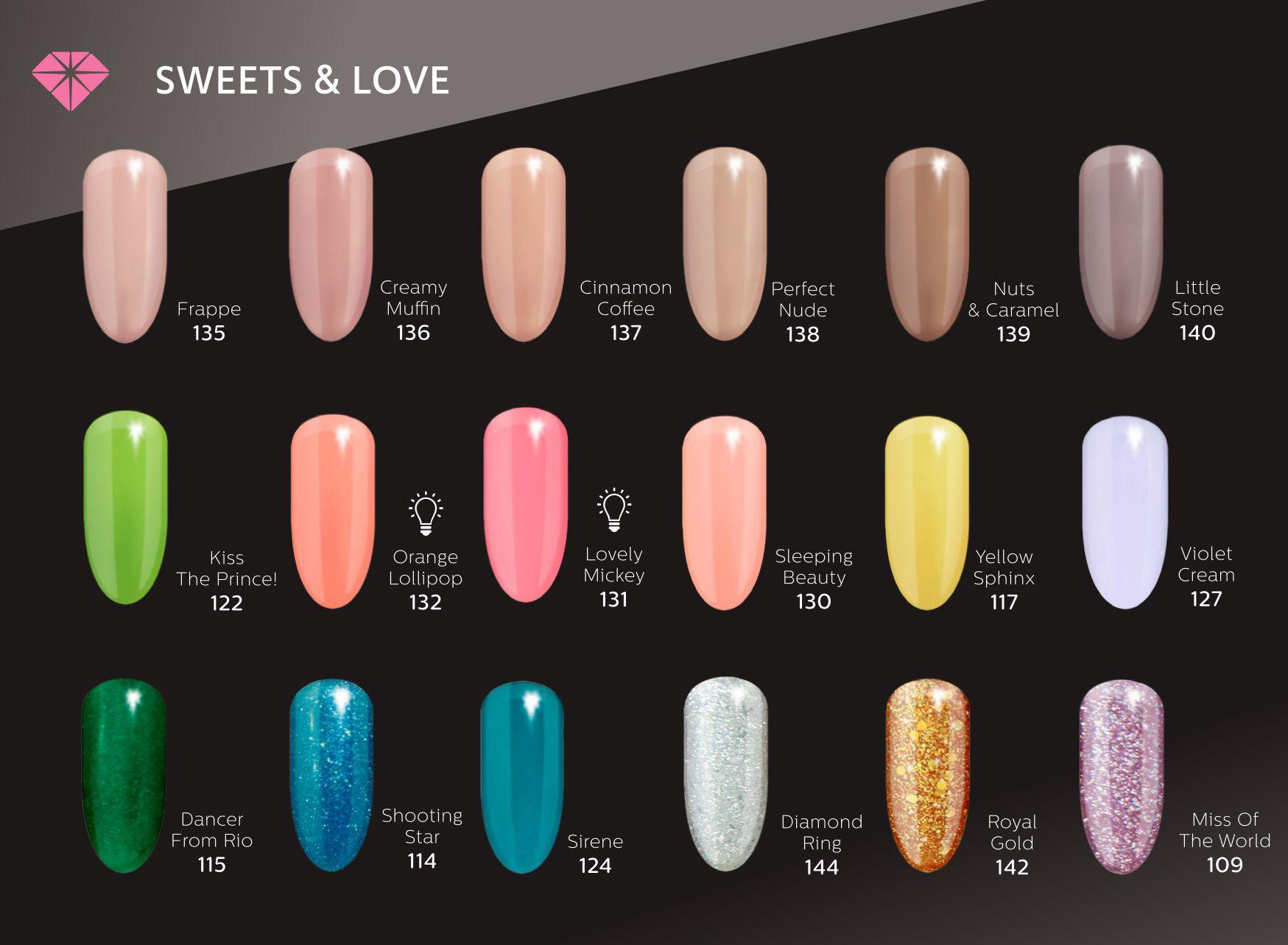 Lakier Hybrydowy Semilac Nr 032 Biscuit Podstawowy Zestaw Do Manicure Hybrydowego Happy Nails Manicure Nail Designs