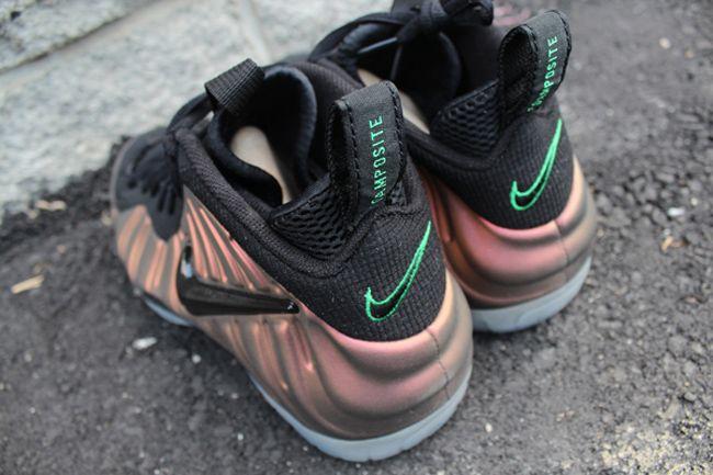 Nike Foamposite Pro Gym Green