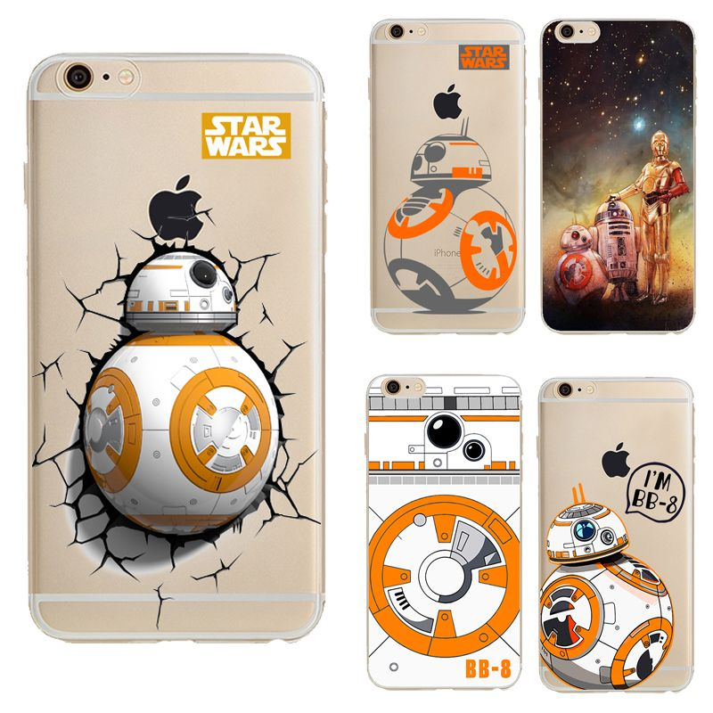 coque iphone 6 star wars 8