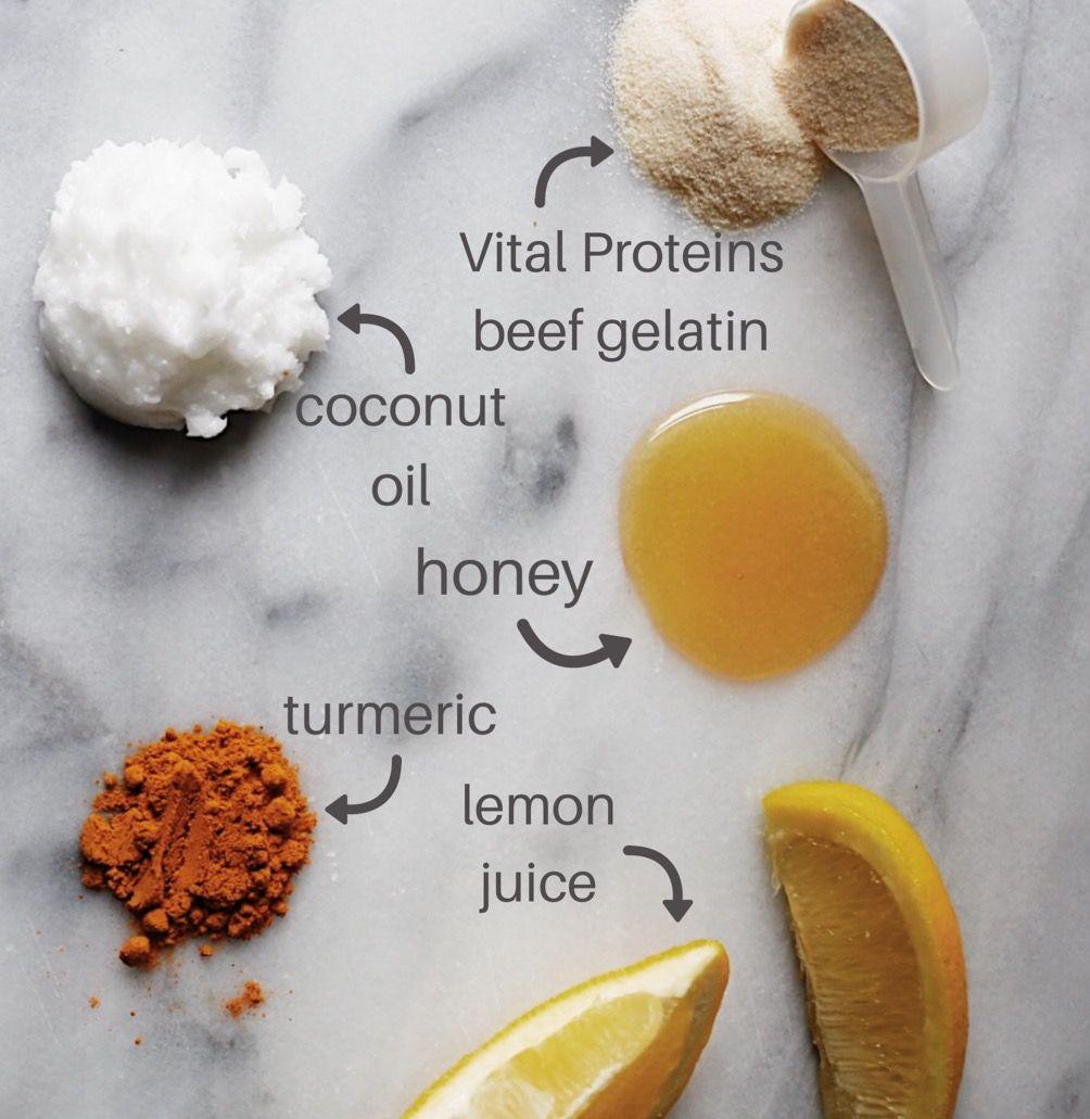 Anti Inflammatory Turmeric Honey Face Mask Honey Face Mask