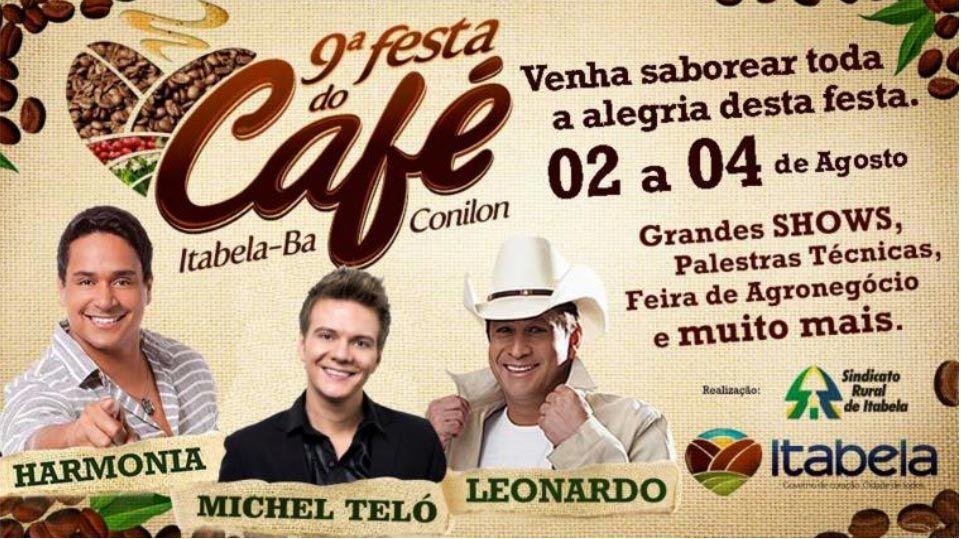 Itabela (Bahia) Brasile | Grandes SHOWS, Palestras Técnicas, Feira de Agronegócio e muito mais ...