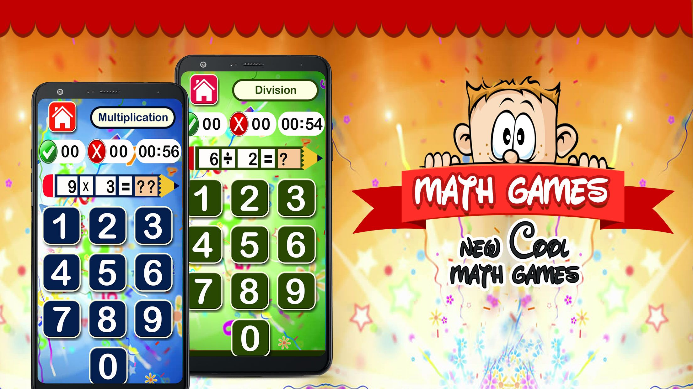 Kids Math Problems Saved by New Cool Math Game Fun math