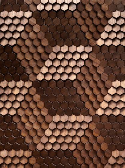 Timber Alexander Tiles /giles miller studio