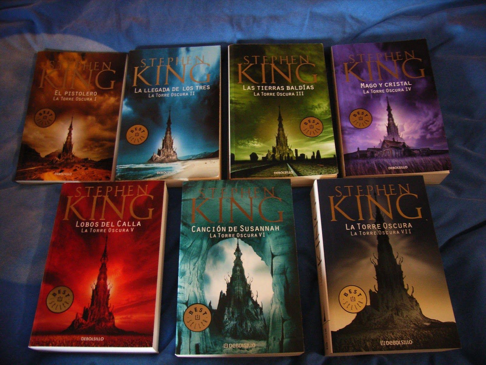 Saga Torre Oscura, Stephen King.