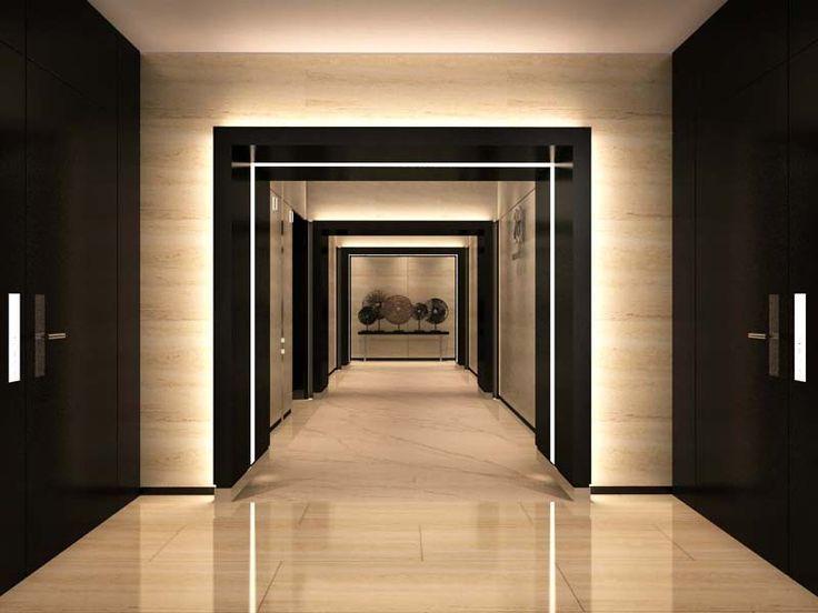 Apartment Building Lobby Lighting Google Search Lobby Design