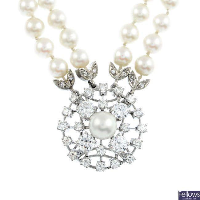 John Hardy Modern Chain 8mm Blackened Silver and Diamond ... |Modern Jewelry Clasp