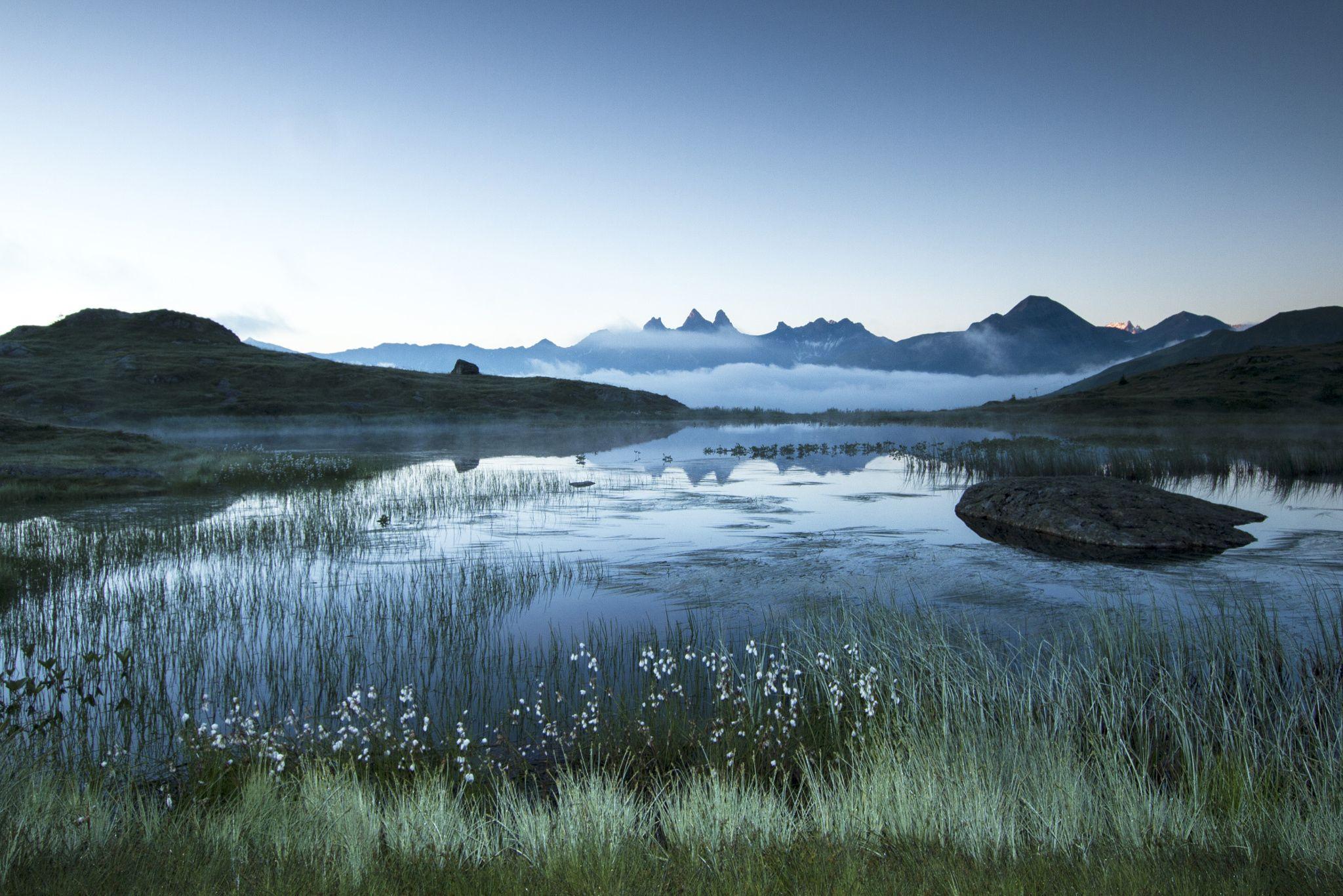 Photo Lake Guichard by Georges GRATIER de SAINT LOUIS on 500px