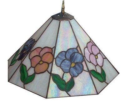 Free Stained Glass Patterns | Lamps & Sconces | Stained Glass ...