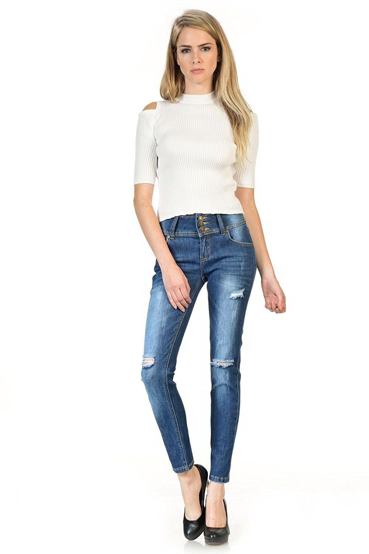 Sweet Look Premium Edition Women's Jeans Style N1246AR