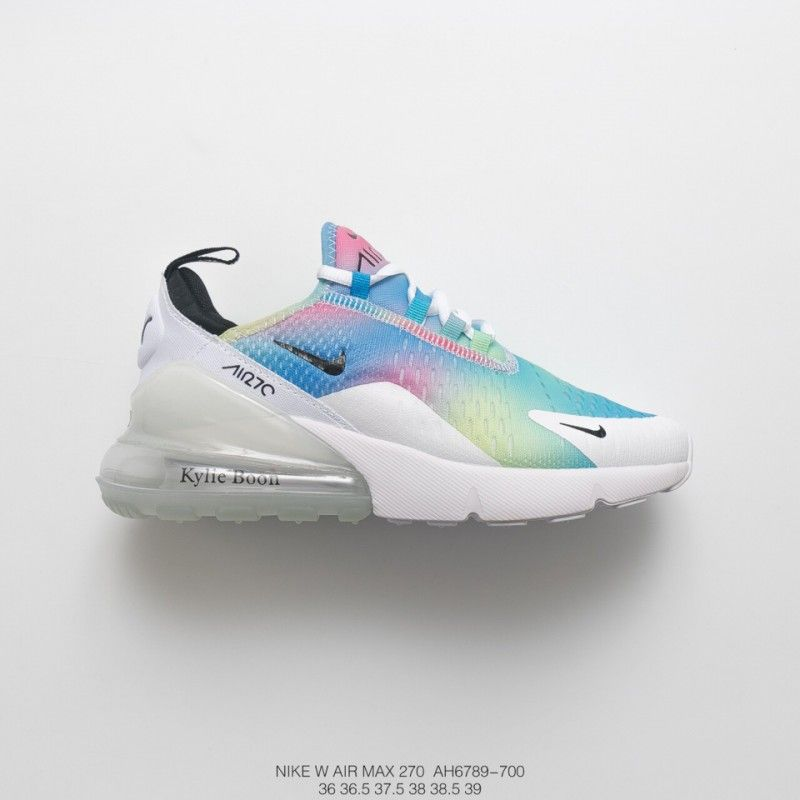 Womens Nike Air Max 270 Seat Half Palm Air Jogging Shoes