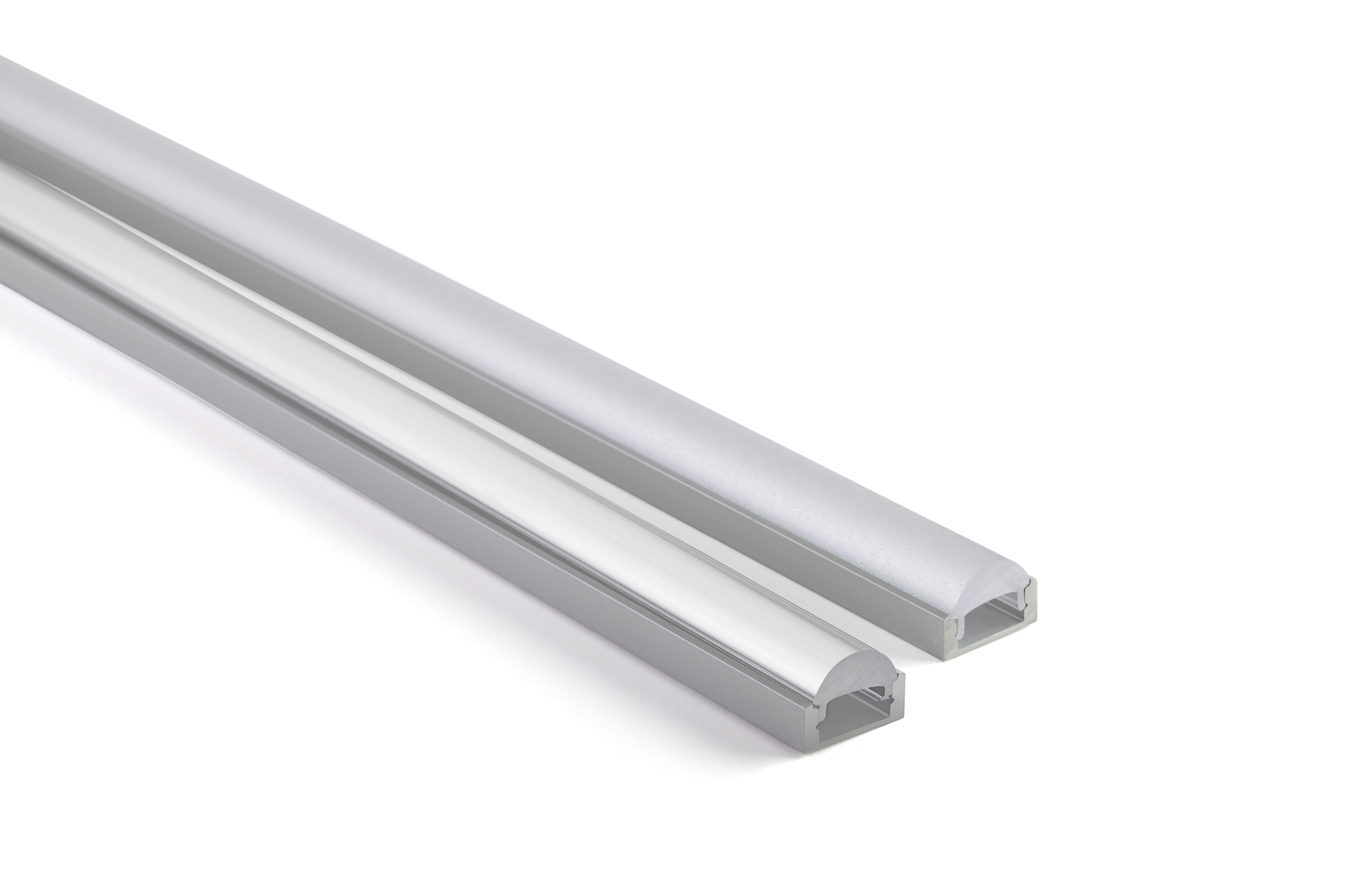 LED Profile Standard With Lens / LED Profiel Standaard met Lens LEDw ...