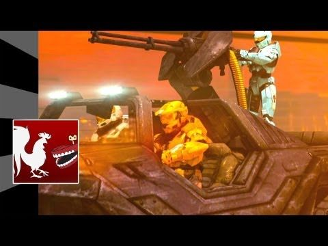 Red vs. Blue - Reconstruction 17   Rooster Teeth - YouTube