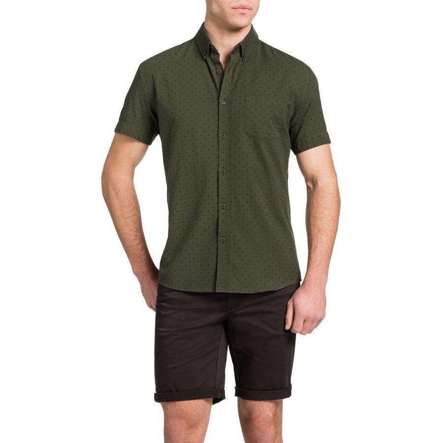 Shirt khaki Only fijpt