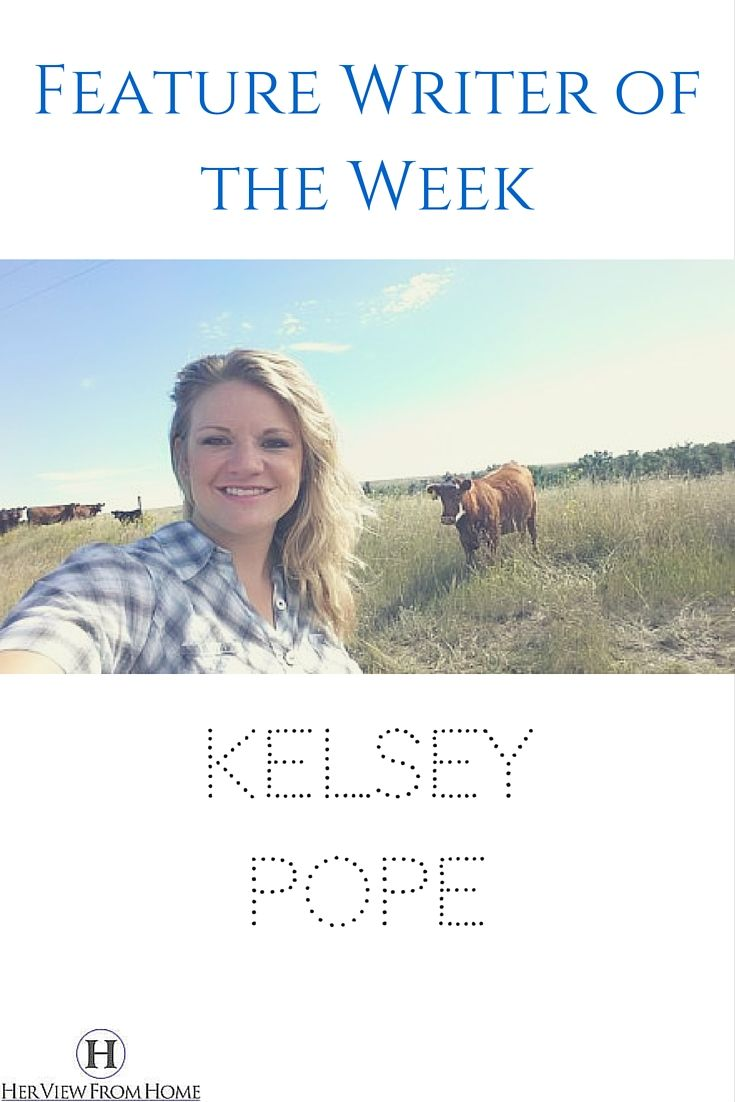 Feature Writer of the Week – Kelsey Pope | Writer, Cattle