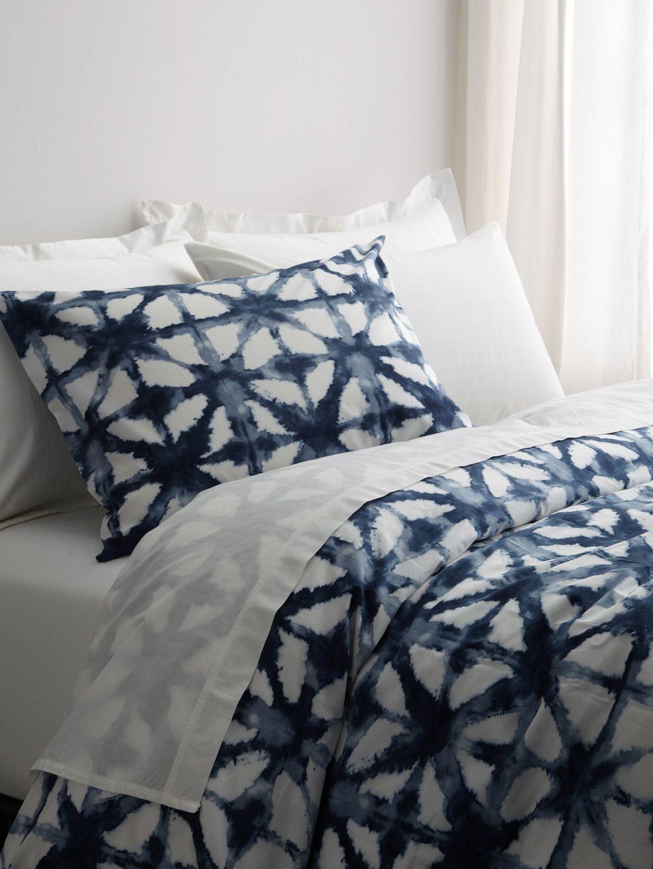 Shibori Duvet Cover By Vera Bedding On Gilt Home