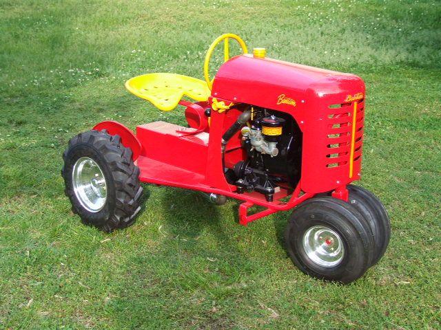 Bantam Tractor Garden Tractors For Sale Tractors Vintage Tractors
