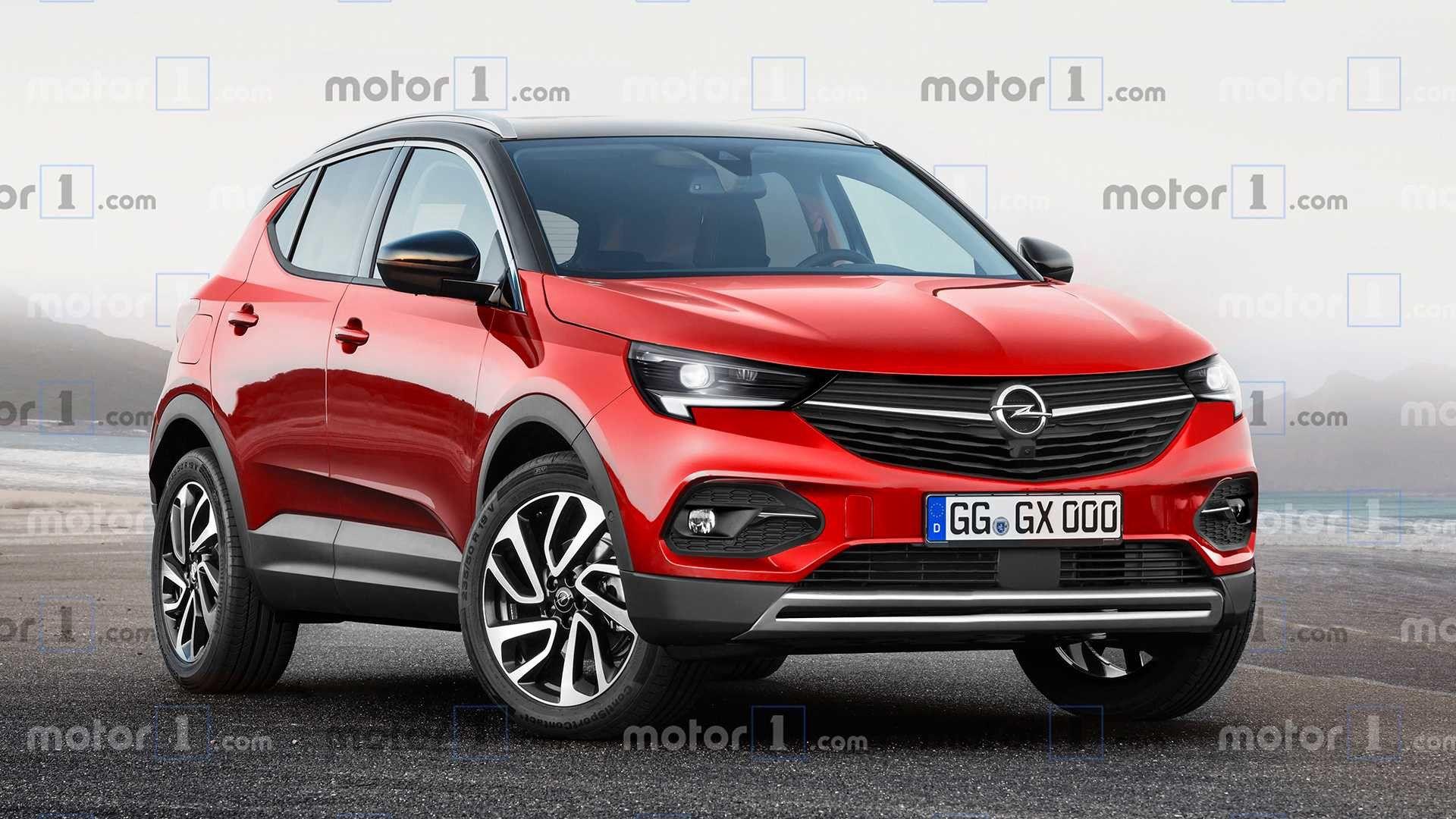 Nuova Opel Mokka X 2020 Engine Di 2020