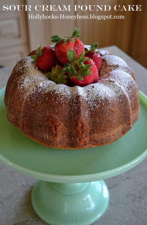 Hollyhocks Honeybees Homemade Cakes Cake Recipes Cake Desserts
