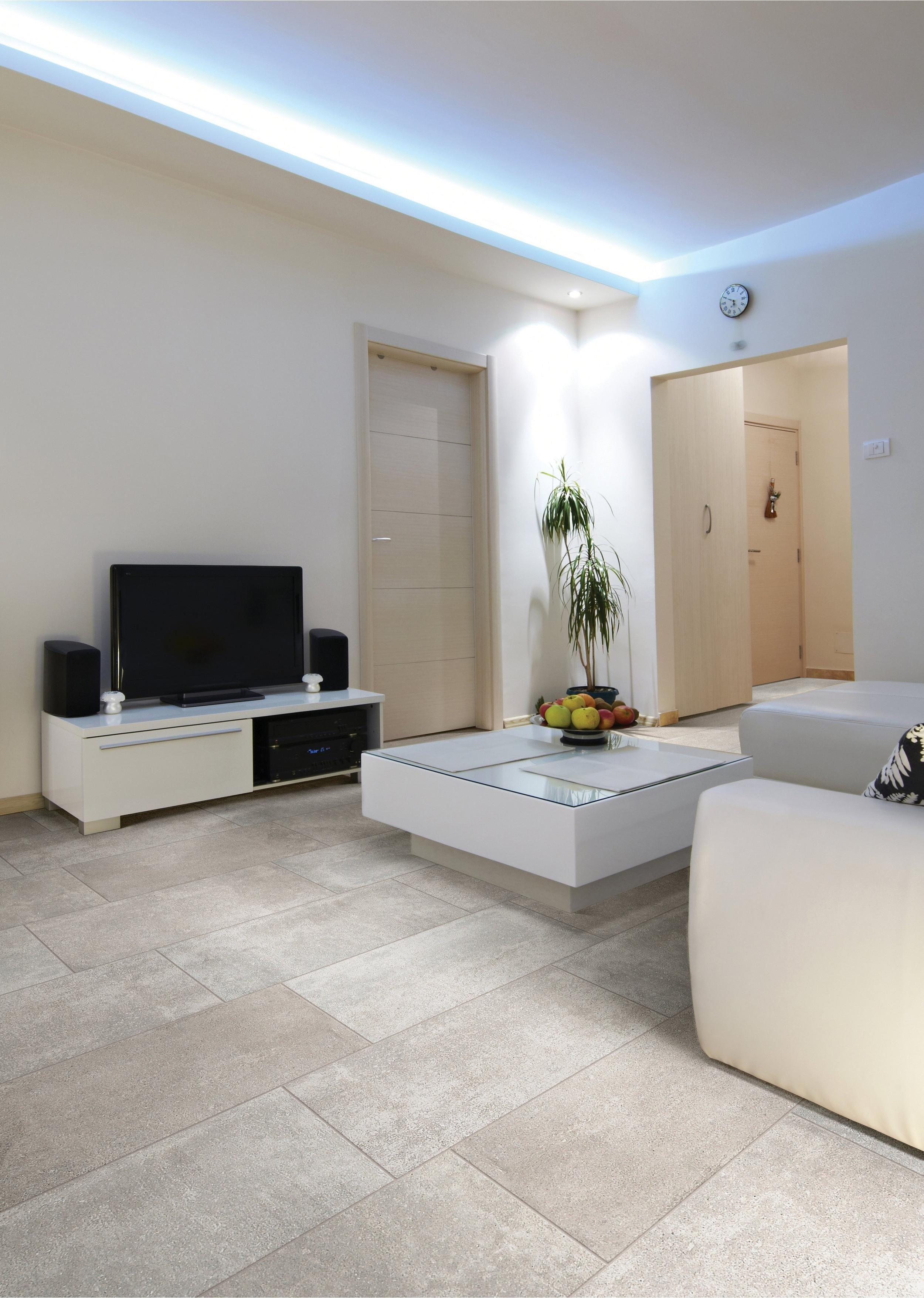 Vogue Warm Gray Porcelain Tile Porcelain Tile Floor Decor Living Room Tiles Tile Floor Living Room Gray Porcelain Tile